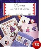 Clowns au point de croix