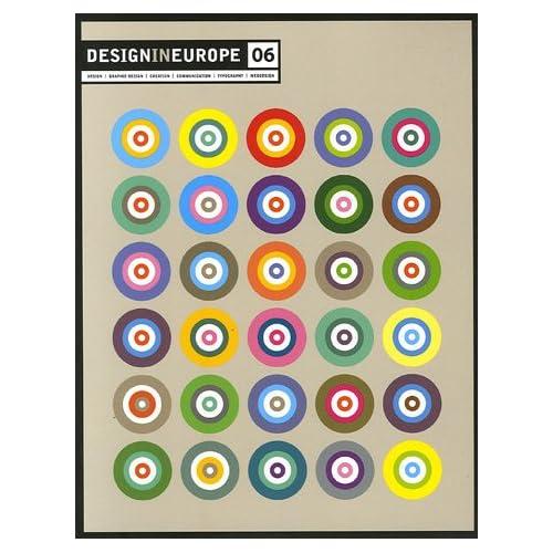 DesigninEurope 06 : Edition bilingue français-anglais