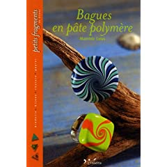 Bagues en p�te polym�re