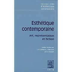Esth�tique contemporaine : Art, repr�sentation et fiction