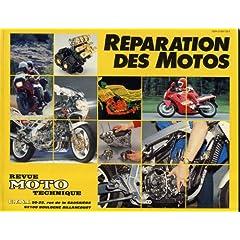 Réparation des motos