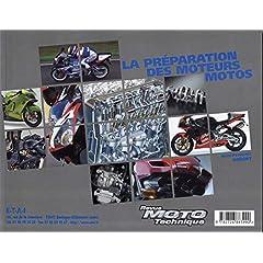 Préparation des moteurs motos