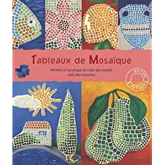 Tableaux de Mosaïque : Peindre à l