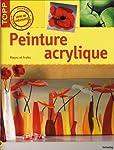Peinture acrylique : Fleurs et fruits