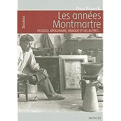 Montmartre cafés : La bande à Picasso