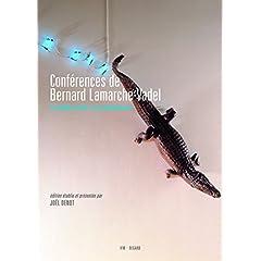 Conférences de Bernard Lamarche-Vadel : La bande-son de l