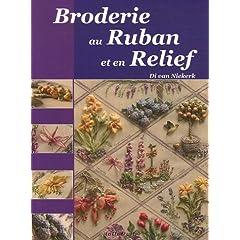 Broderie au Ruban et en Relief : Une interprétation des merveilles de la nature
