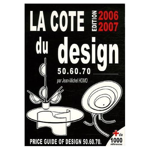 La cote du design 50-60-70