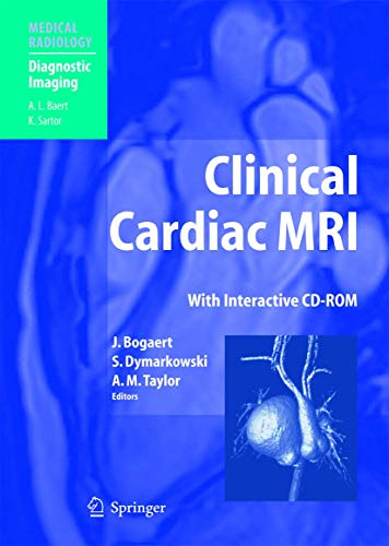 Clinical Cardiac MRI: With Interactive CD-ROM (Medical Radiology / Diagnostic Imaging)
