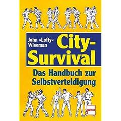 Umschlag von 'City Survival. Das Handbuch zur Selbstverteidigung'