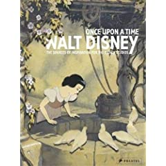 Disney exhibition book