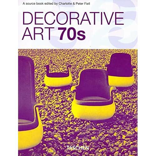 Arts décoratifs des années 70 : Edition trilingue français-anglais-allemand