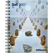 Dali 2007 Calendar (Calendrier)