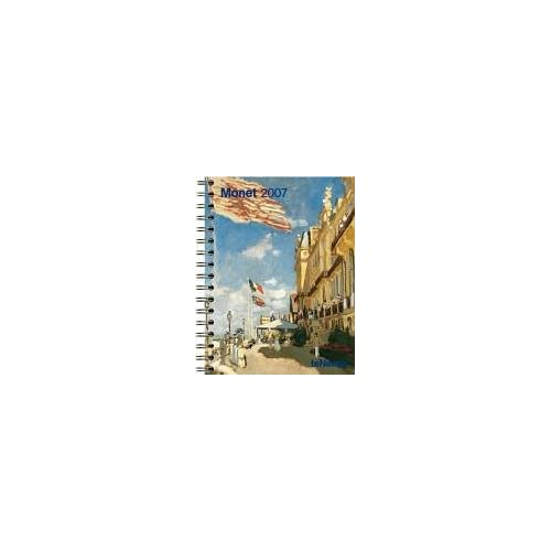 Monet 2007 Calendar (Calendrier)