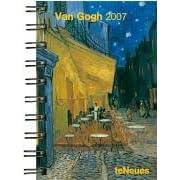 Van Gogh 2007 Pocket Calendar (Calendrier)