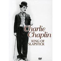 Charlie Chaplin-King of Slapstick