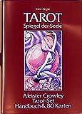 Tarot, Spiegel der Seele, m. Aleister Crowley Tarot Set