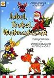Jubel, Trubel, Weihnachtszeit. Putzige Rentiere und winterliches Allerlei mit Window Color