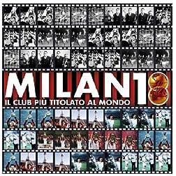 Milan Il Club Piu' Titolato Al Mondo