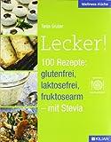 Buch: glutenfreie, laktosefreie und fruktosearme Rezepte