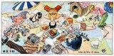 ONE PIECE コミックカレンダー2007