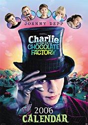 チャーリーとチョコレート工場:2006年度 カレンダーの価格