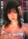 美咲萌写真集「めぐみの萌え日記」