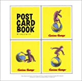 Curious George POST CARD BOOK ボールとジョージ