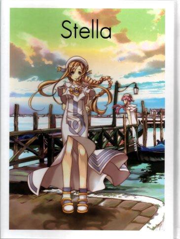 Stella ステラ 天野こずえIllustration Works2