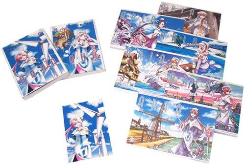 AQUA+ARIA 8冊セット[ポストカード付き]