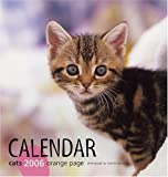 2006オレンジページ 壁掛けカレンダー (猫)