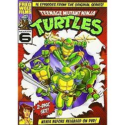 Teenage Mutant Ninja Turtles - Season 6