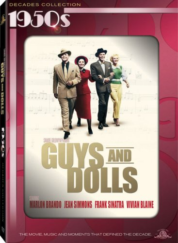 Guys and Dolls (Decades Collection with CD)