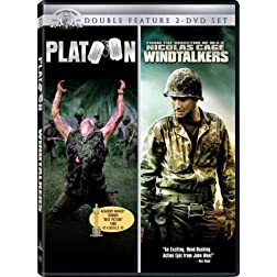 Platoon / Windtalkers (Double Feature)