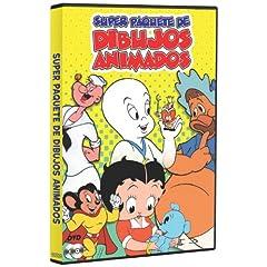 Super Paquete de Diblijos Animados