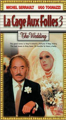 La Cage aux folles 3- 'Elles' se marient / Клетка для безумцев 3 (1985)