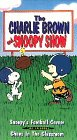Get Snoopy's Football Career On Video