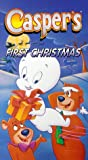 Get Casper's First Christmas On Video