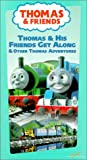 Thomas the Tank Engine and Friends - Thomas & His Friends Get Along