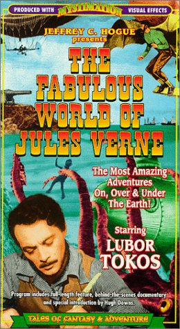 Vynalez Zkazy ака Fabulous World of Jules Verne, The / Тайна острова Бэк-Кап (1958)
