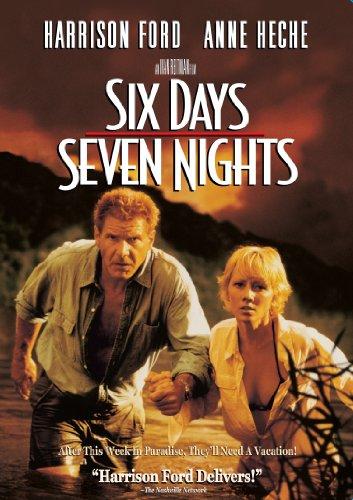 Six Days Seven Nights / Шесть дней, семь ночей (1998)