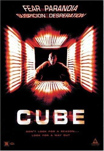 Скачать фильм Куб /Cube/