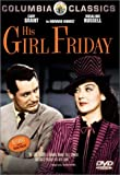 His Girl Friday By DVD
