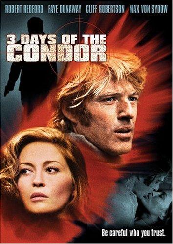 Three Days of the Condor / Три дня Кондора (1975)