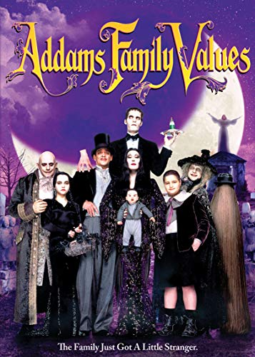 The Addams family values / ��������� �������� ��������� ����� (1993)