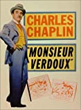Charles Chaplin: Monsieur Verdoux By DVD