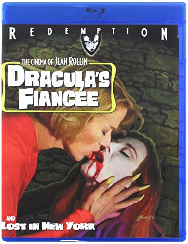 Dracula's Fiancee / Lost in New York [Blu-ray]