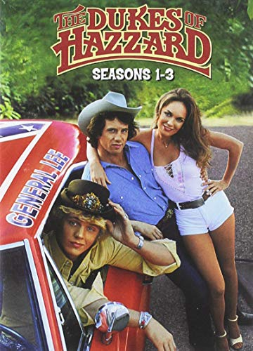 Dukes of Hazzard-Complete Seasons 1-3