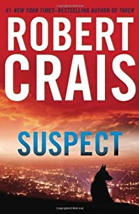 THIS WEEK'S BOOK GIVEAWAY: Suspect
