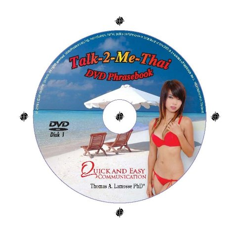 Talk-2-me-Thai DVD phrasebook